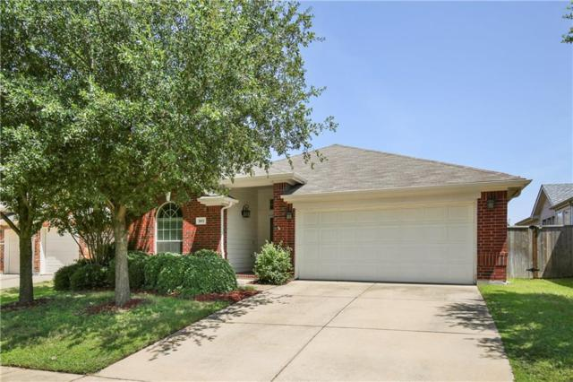 303 Salsbury Drive, Euless, TX 76040 (MLS #13913282) :: The Chad Smith Team
