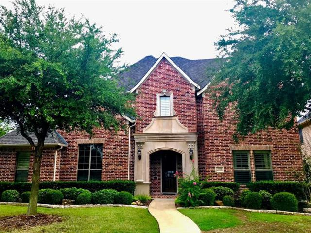 5193 Iroquois Drive, Frisco, TX 75034 (MLS #13913357) :: Fort Worth Property Group