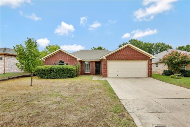 3920 Periwinkle Drive, Fort Worth, TX 76137 (MLS #13913382) :: Fort Worth Property Group