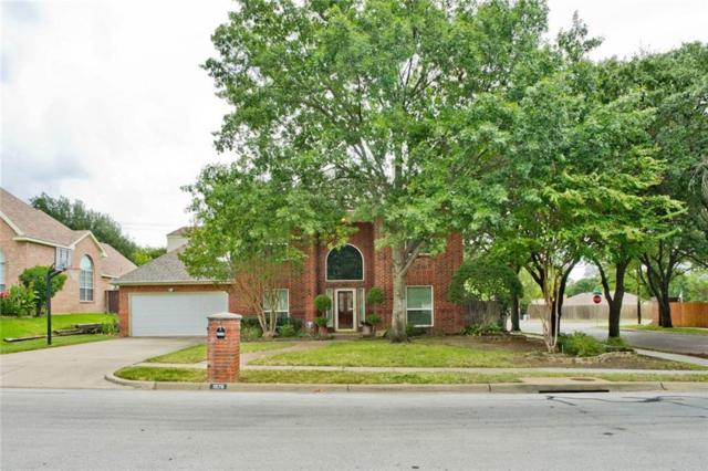 1076 Rosewood Drive, Grapevine, TX 76051 (MLS #13913434) :: The Rhodes Team