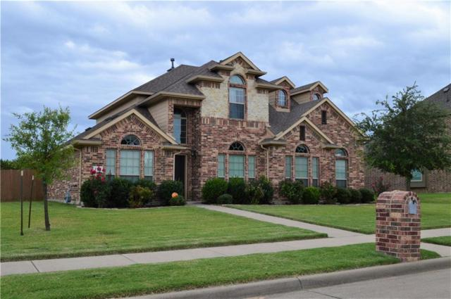 1712 Chacon Canyon Drive, Desoto, TX 75115 (MLS #13913455) :: Kimberly Davis & Associates