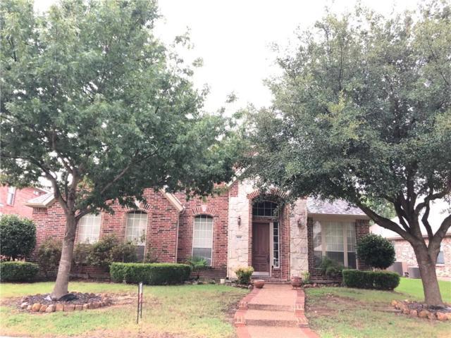 418 Deer Brooke Drive, Allen, TX 75002 (MLS #13913470) :: The Mitchell Group