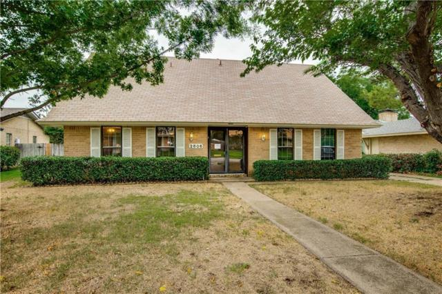 2806 Vancouver Street, Irving, TX 75062 (MLS #13913616) :: Robbins Real Estate Group