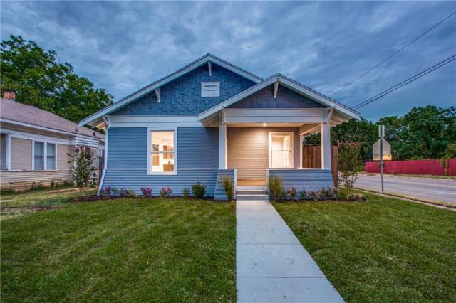 426 S Clinton Avenue, Dallas, TX 75208 (MLS #13913672) :: RE/MAX Landmark