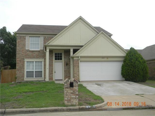 4915 Osage Drive, Arlington, TX 76018 (MLS #13913719) :: Team Hodnett