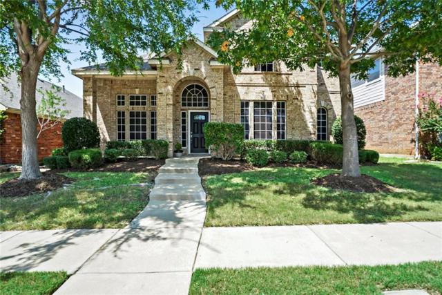1113 Elm Grove Drive, Allen, TX 75002 (MLS #13913741) :: The Real Estate Station