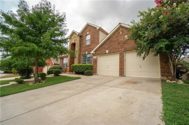 12480 Leaflet Drive, Fort Worth, TX 76244 (MLS #13913775) :: The Chad Smith Team