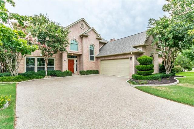754 Teal Cove, Coppell, TX 75019 (MLS #13913830) :: RE/MAX Town & Country