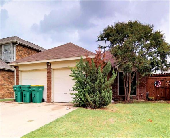 1365 Chinaberry Drive, Lewisville, TX 75077 (MLS #13913834) :: The Rhodes Team
