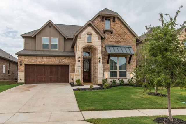 1805 Seminole Lane, Lantana, TX 76226 (MLS #13913870) :: North Texas Team | RE/MAX Advantage