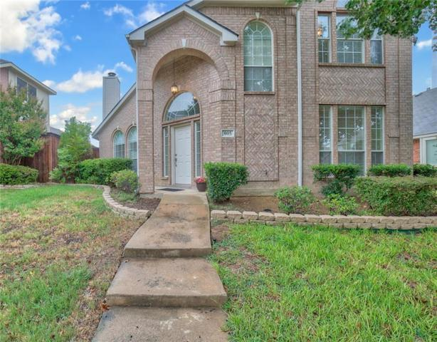 805 Pebble Ridge Drive, Lewisville, TX 75067 (MLS #13913923) :: The Rhodes Team
