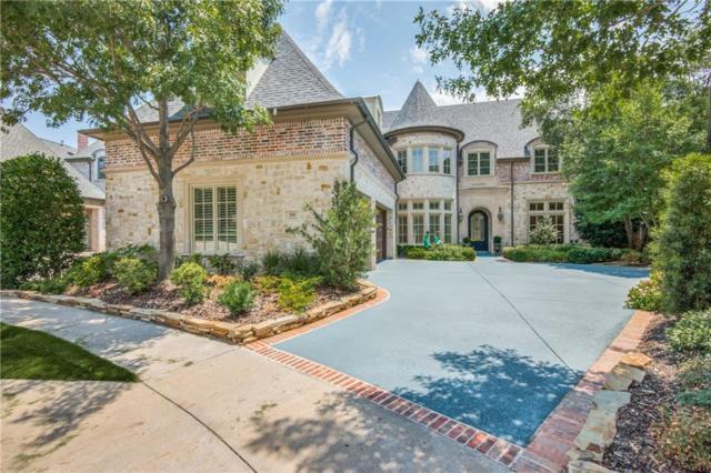 5668 Fairfax Drive, Frisco, TX 75034 (MLS #13913934) :: Team Hodnett