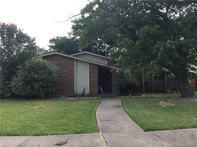 2910 Powell Drive, Rowlett, TX 75088 (MLS #13914004) :: Robbins Real Estate Group