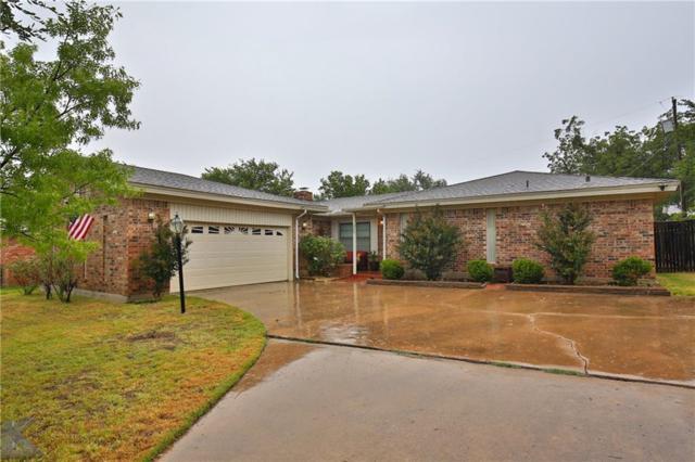 909 Harrison Avenue, Abilene, TX 79601 (MLS #13914022) :: Team Hodnett