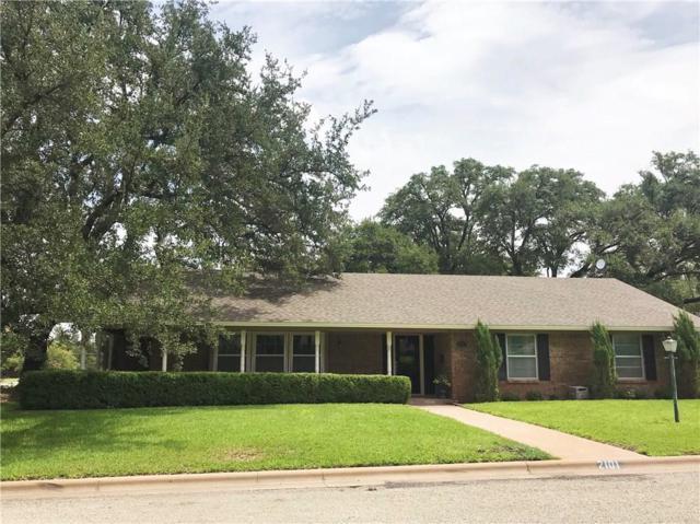 2101 Stanton Street, Brady, TX 76825 (MLS #13914098) :: The Real Estate Station