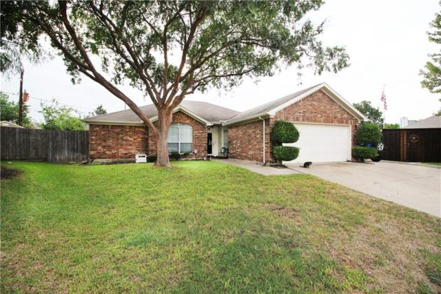 911 Clear Creek Drive, Arlington, TX 76001 (MLS #13914146) :: Team Hodnett