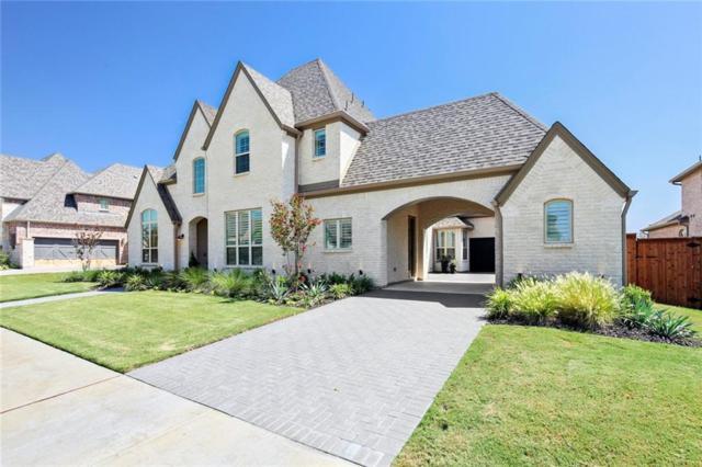 4361 Woodbine Lane, Prosper, TX 75078 (MLS #13914174) :: The Hornburg Real Estate Group