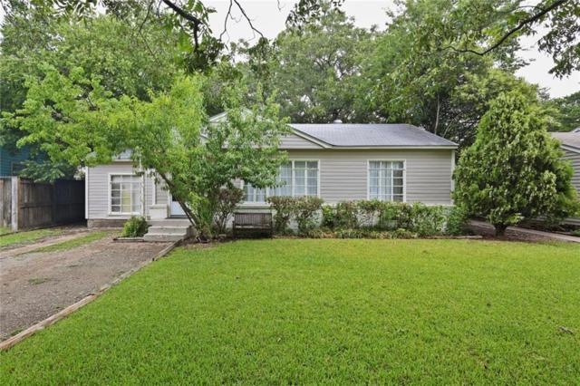11731 Lippitt Avenue, Dallas, TX 75218 (MLS #13914205) :: Team Hodnett
