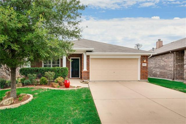 9337 Comanche Ridge Drive, Fort Worth, TX 76131 (MLS #13914211) :: Team Hodnett