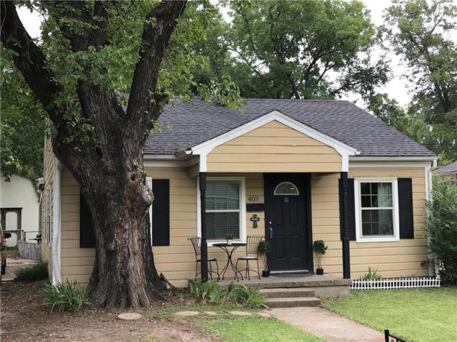 405 E Crockett Street, Ennis, TX 75119 (MLS #13914247) :: The Real Estate Station