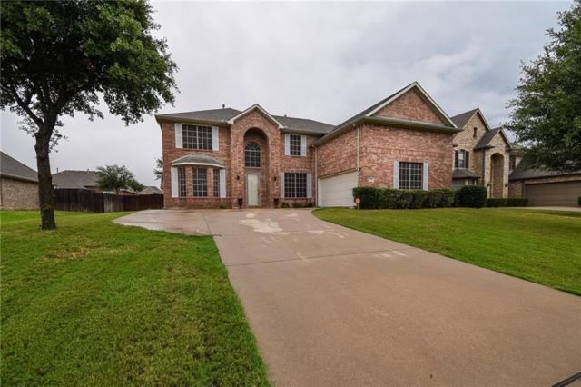1016 Vickery Drive, Desoto, TX 75115 (MLS #13914270) :: Kimberly Davis & Associates