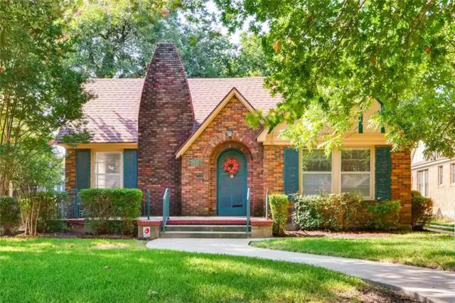 2021 Huntington Lane, Fort Worth, TX 76110 (MLS #13914272) :: RE/MAX Landmark