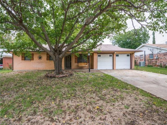 1306 Wade Hampton Street, Benbrook, TX 76126 (MLS #13914281) :: Team Tiller