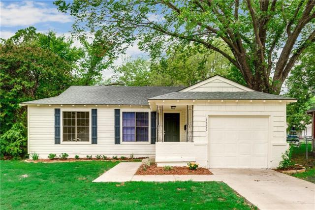 11211 Castolon Drive, Dallas, TX 75228 (MLS #13914295) :: Robinson Clay Team