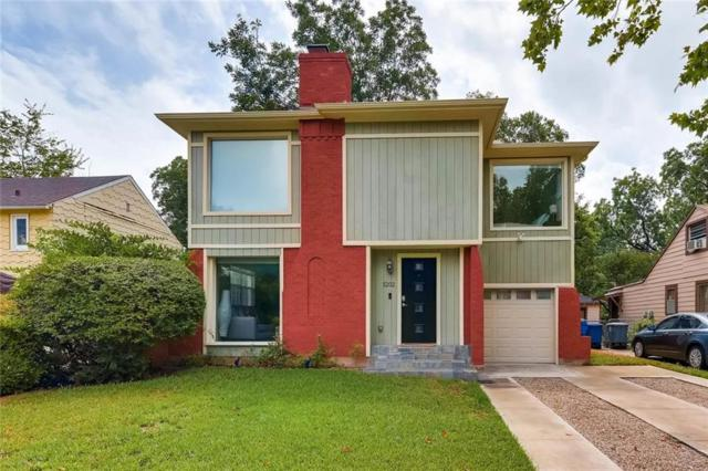 5202 Pershing Street, Dallas, TX 75206 (MLS #13914373) :: RE/MAX Landmark