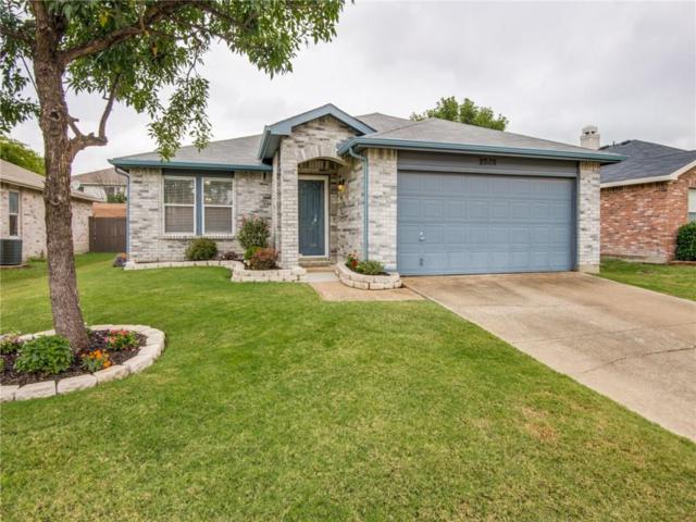 2205 Red Oak Drive, Little Elm, TX 75068 (MLS #13914380) :: The Real Estate Station