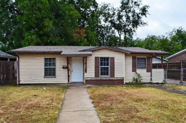 2320 Jasper Street, Fort Worth, TX 76106 (MLS #13914388) :: All Cities Realty