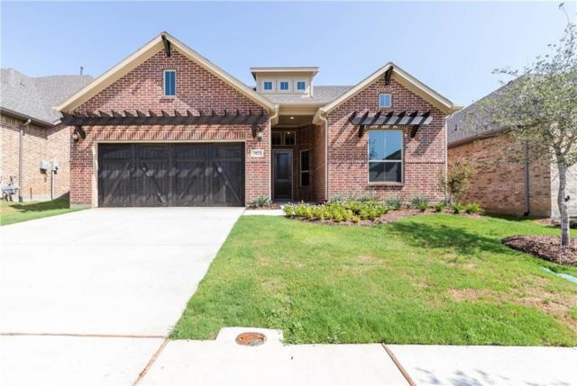 3021 Crestwater Ridge, Keller, TX 76248 (MLS #13914423) :: The Hornburg Real Estate Group