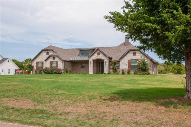 1695 Campbell Road, Waxahachie, TX 75167 (MLS #13914456) :: Hargrove Realty Group
