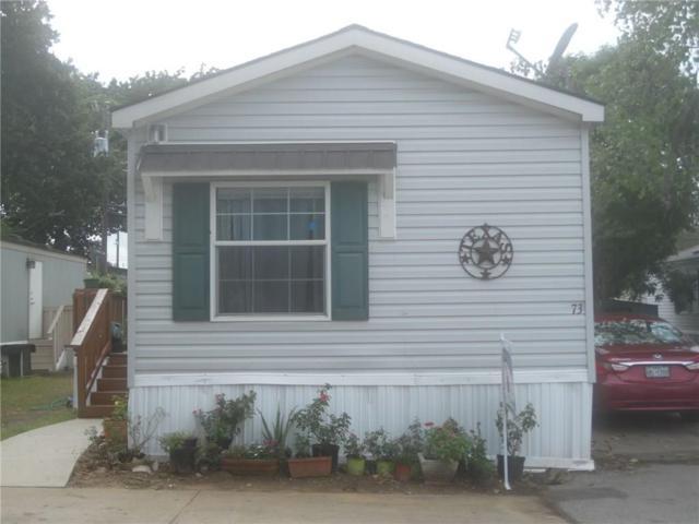 550 Ruby Rd Trl 73, Coppell, TX 75019 (MLS #13914473) :: The Rhodes Team