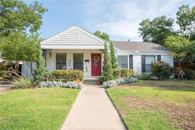 6108 Kenwick Avenue, Fort Worth, TX 76116 (MLS #13914490) :: Team Hodnett
