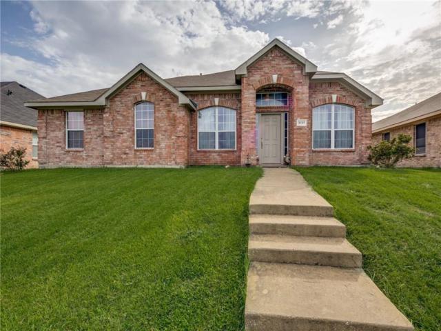 3137 Bent Oak Drive, Mesquite, TX 75181 (MLS #13914497) :: All Cities Realty