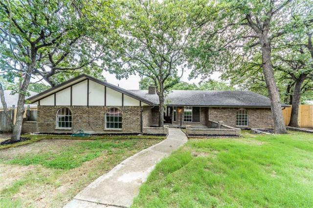 2811 Oak Valley Drive, Arlington, TX 76016 (MLS #13914612) :: Team Hodnett