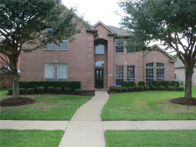 207 Brittany Drive, Coppell, TX 75019 (MLS #13914623) :: Hargrove Realty Group