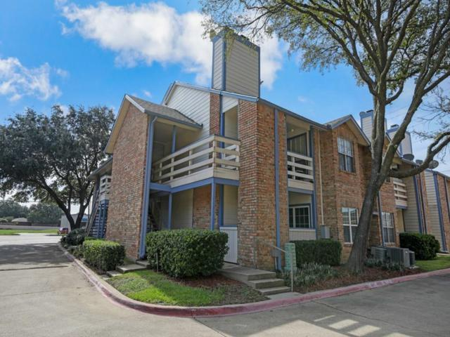 1601 Marsh Lane #207, Carrollton, TX 75006 (MLS #13914656) :: Team Tiller