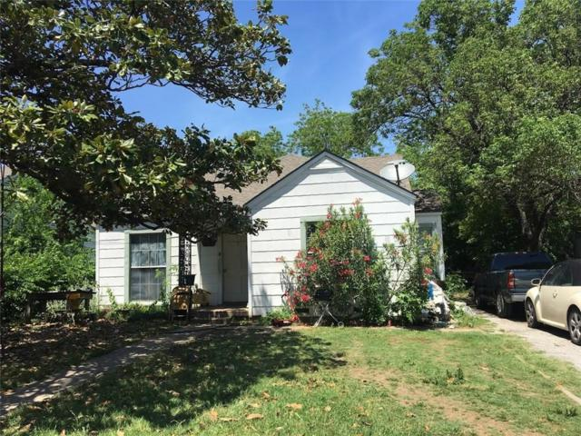 3019 Ivandell Avenue, Dallas, TX 75211 (MLS #13914674) :: All Cities Realty