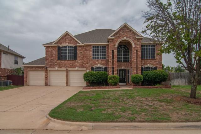 5414 Coronation Drive, Arlington, TX 76017 (MLS #13914734) :: Van Poole Properties Group