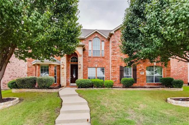 11642 Beeville Drive, Frisco, TX 75035 (MLS #13914759) :: Kimberly Davis & Associates