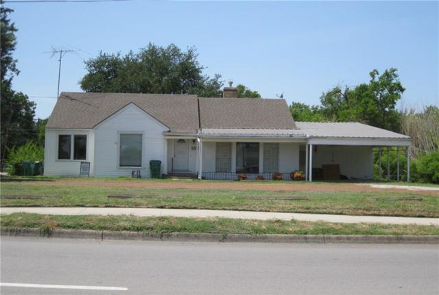5310 Wesley Street, Greenville, TX 75402 (MLS #13914787) :: All Cities Realty