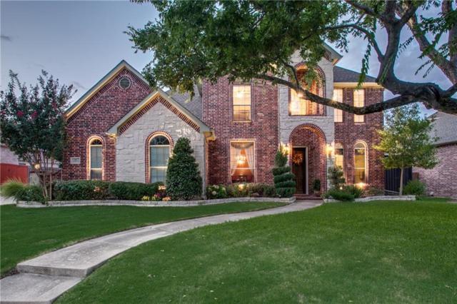 15 Carter Court, Allen, TX 75002 (MLS #13914947) :: Kimberly Davis & Associates