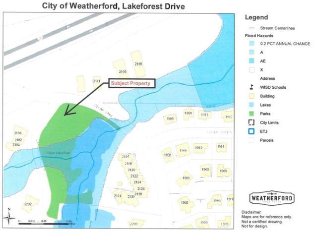 tbd Lake Forest Crossing, Weatherford, TX 76087 (MLS #13914981) :: RE/MAX Landmark