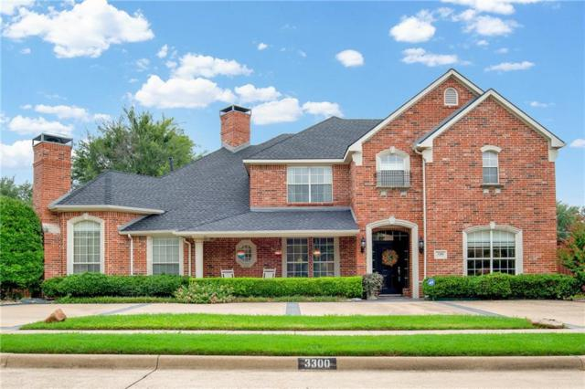 3300 Swanson Drive, Plano, TX 75025 (MLS #13915001) :: RE/MAX Landmark
