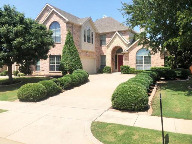 217 Carlow Court, Keller, TX 76248 (MLS #13915009) :: The Chad Smith Team