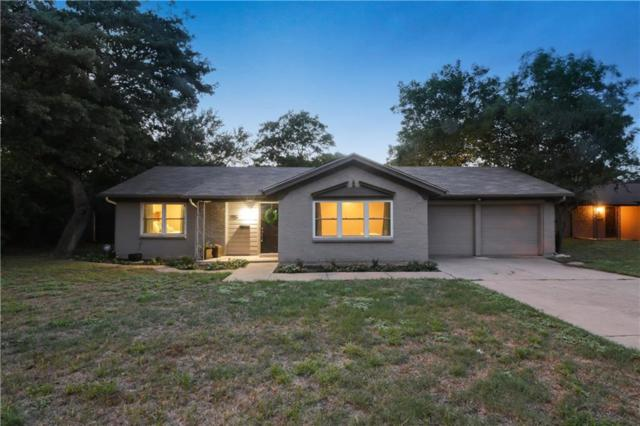 710 Eastcliff Drive, Euless, TX 76040 (MLS #13915100) :: The Chad Smith Team