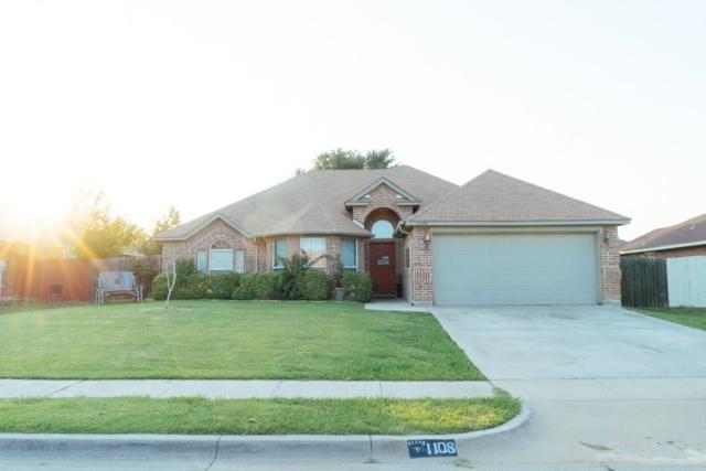 1108 Ben Drive, Burleson, TX 76028 (MLS #13915108) :: Team Hodnett