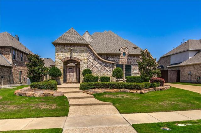 9652 Crown Ridge Drive, Frisco, TX 75035 (MLS #13915160) :: RE/MAX Performance Group